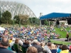 Arlo Guthrie at Denver Botanical Gardens 7/14/13 by Dan Page