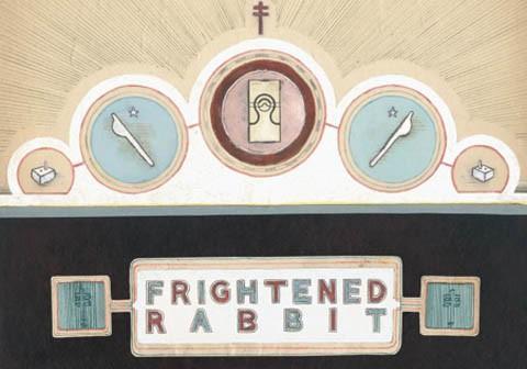 CD Frightened Rabbit