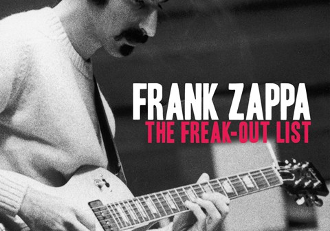 21 CD Frank Zappa