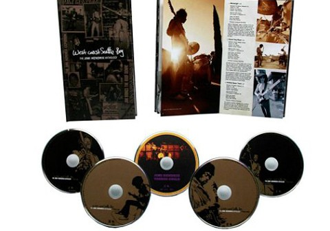 10 CD Jimi Hendrix