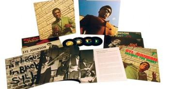 12 CD Syl Johnson