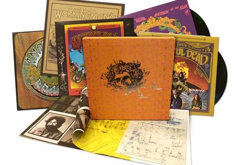 09 CD Grateful Dead