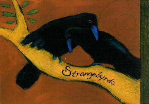 06 CD Strangebyrds