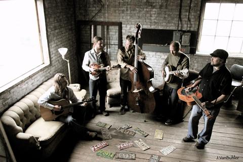 5 Greensky Bluegrass