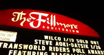 Wilco Fillmore