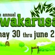 By Katherine Dodds www.wakarusa.com May 30-June 2 Mulberry Mountain Ozark, Ark. &nbsp; From its humble beginnings, Wakarusa has grown into...