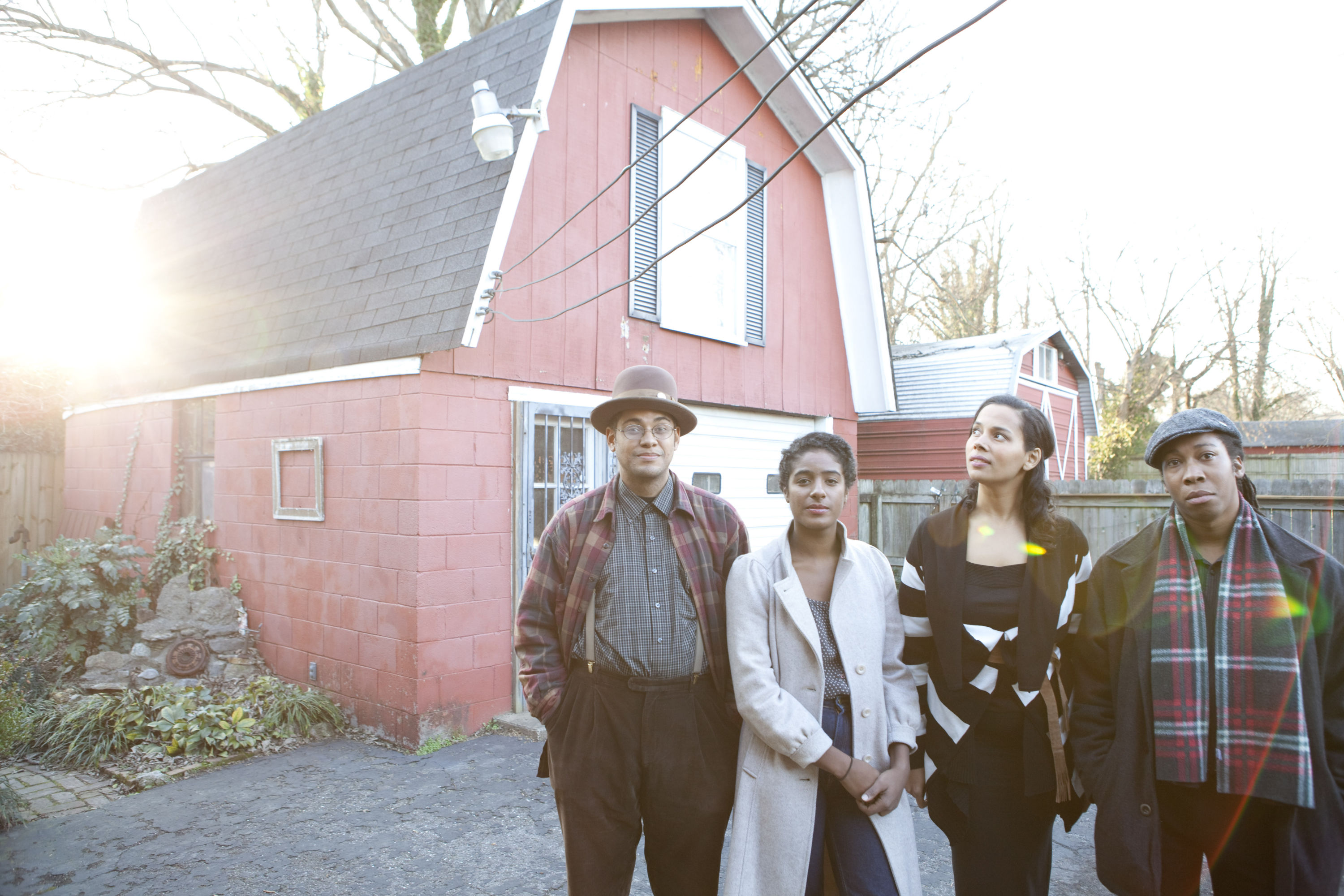 Carolina Chocolate Drops Fuse Old-Time Porch Music with Modern ...