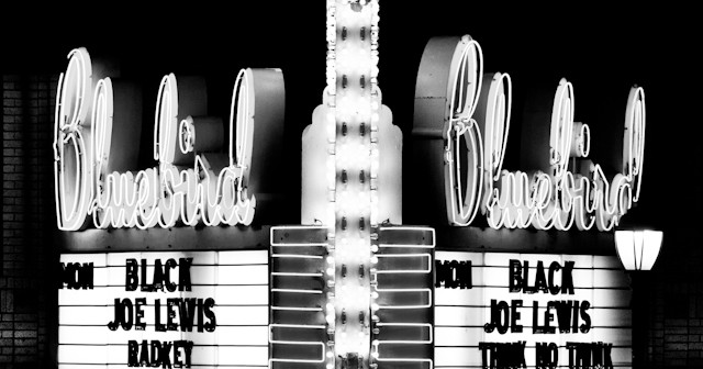 01 Black Joe Lewis - Bluebird 11-25-13
