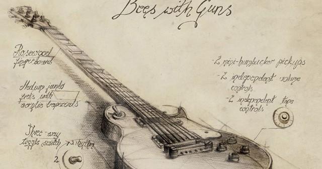 03_CD_Bees With Guns