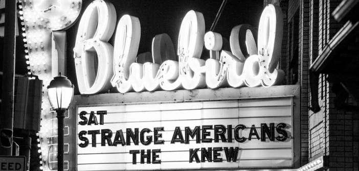 01 Strange Americans - Bluebird-1