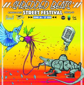 Shredded Beats Street Festival