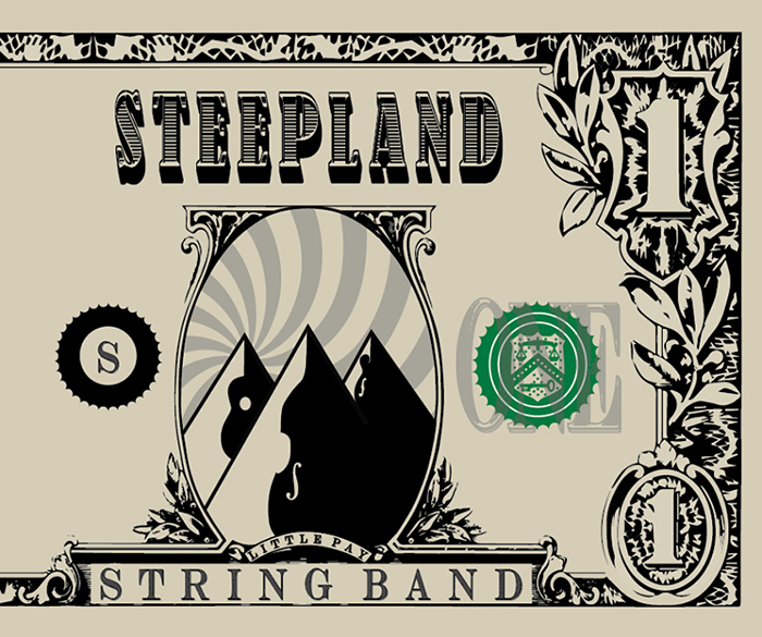 03_CD_Steepland String Band