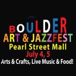 Boulder Art and jazz Fest