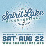 Spirit Lake Blues Festival at Grand Lake