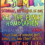 Larimer Lounge Block Party