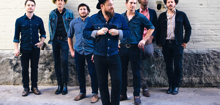 """Nathaniel Rateliff & The Night Sweats Push on Exhausted, But Grateful, After Hit Single """"S.O.B."""" Explodes Internationally"""