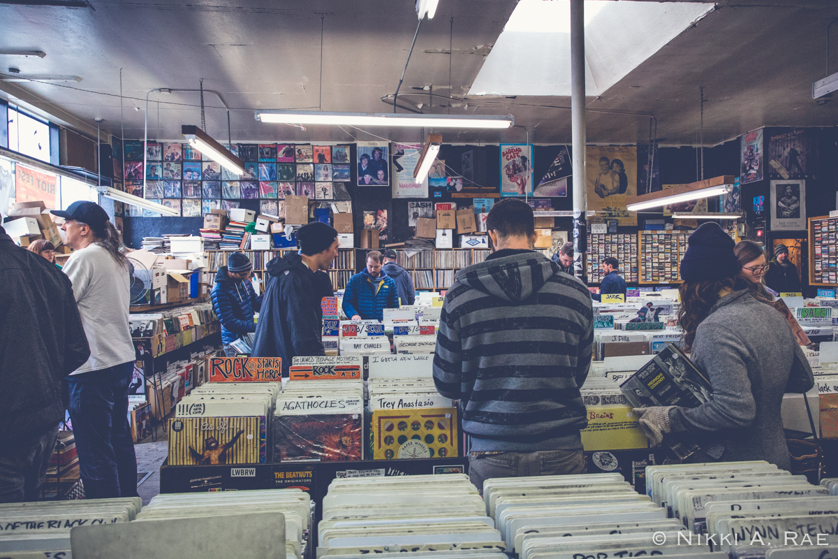 Photos Record Store Day Wax Trax 04 16 2016 Marquee