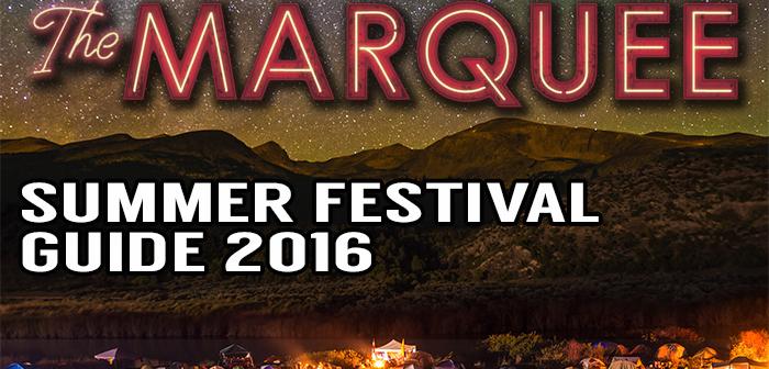 Summer Festival Guide 2016