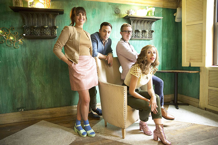 Lake Street Dive: New album Side Pony