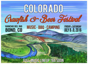 Colorado Crawfish and Beer Festival