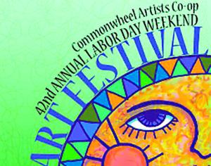 Commonwheel Artists Co-Op Art Festival