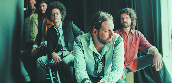 RichRobinson Looks Out With Clarity and His New Album 'Flux' Which Preaches Indifference and Humanity