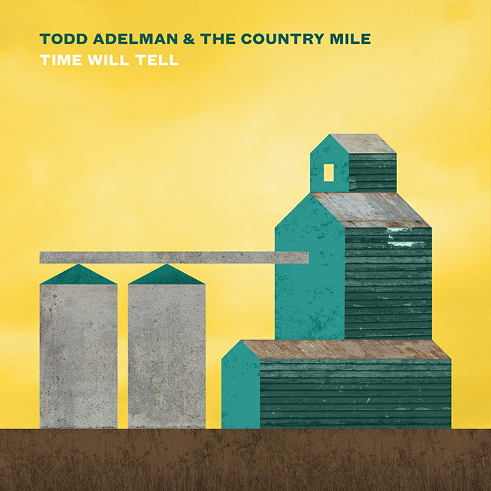 Todd Adelman & The Country Mile CD Review Marquee magazine