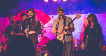 Mike Clark & the Sugar Sounds Globe Hall 10.07.2016-36