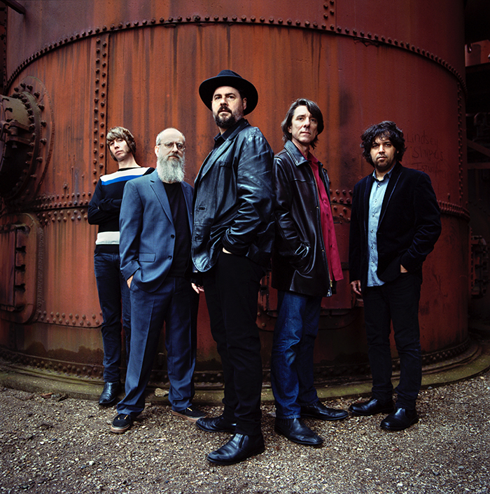 Drive-By Truckers marquee magazine