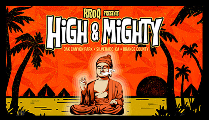 high and mighty music festival marquee magazine