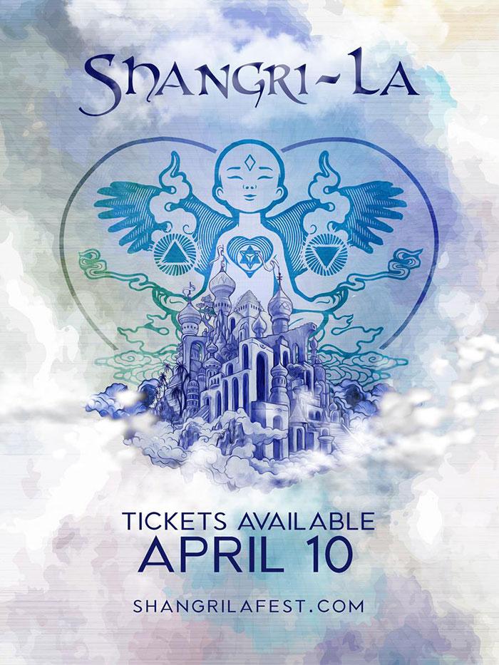 shangri la music festival marquee magazine