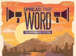 spread the word music festival marquee magazine