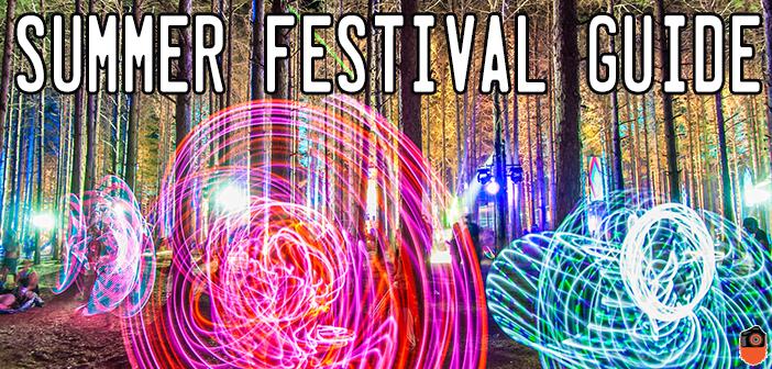 Summer Festival Guide 2017