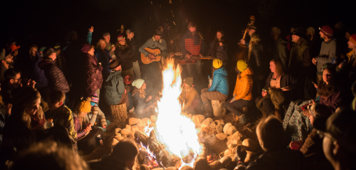 Campout For The Cause 2017 Photo © Tobin Voggesser - NOCOAST.tv