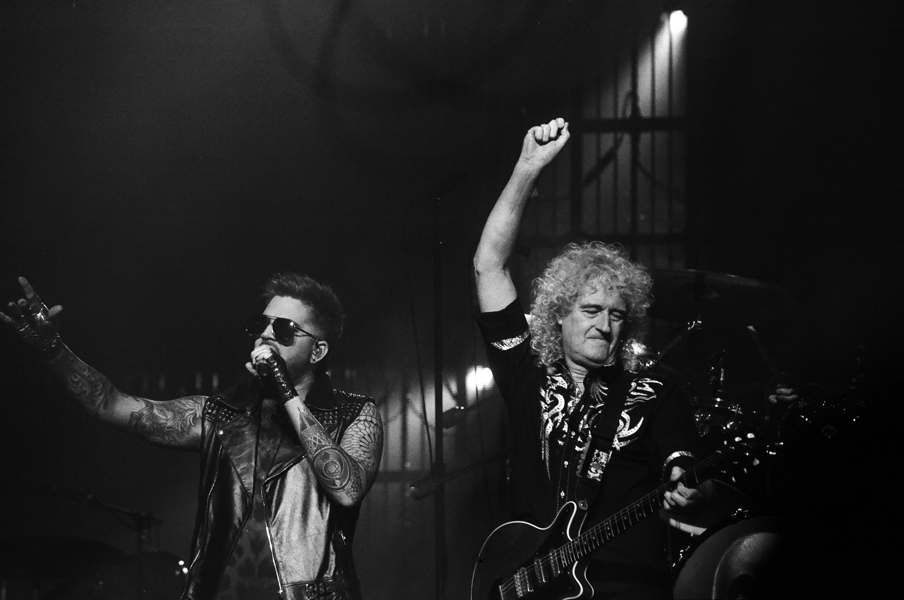 Pepsi Center Queen Queen Denver Queen Pepsi Center Queen with Adam Lambert
