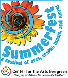 Evergreen Summerfest marquee magazine