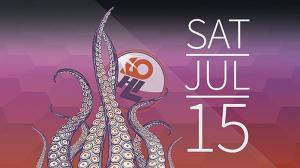 Lo Hi Music Festival marquee magazine