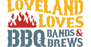 Loveland Loves BBQ, Bands & Brews marquee magazine