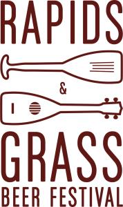 Rapids & Grass Beer Festival marquee magazine