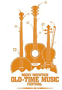 Rocky Mountain Old-Time Music Festival marquee magazine