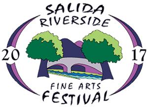 Salida Riverside Fine Arts Festival marquee magazine