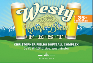 Westy Craft Brew Fest marquee magazine