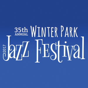 Winter Park Jazz Festival marquee magazine