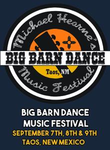 Big Barn Dance Marquee Ad - web