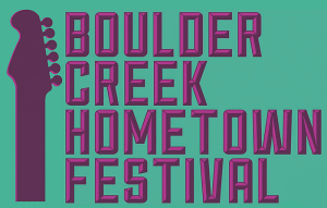Boulder Creek Hometown Festival marquee magazine
