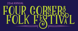 Four Corners Folks Festival marquee magazine
