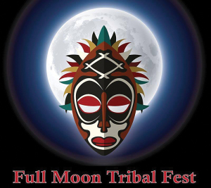 Full Moon Tribal Festival marquee magazine