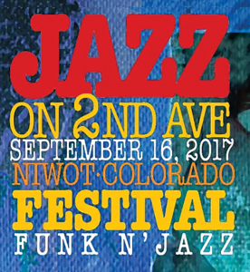 Jazz on 2nd Ave festival marquee magazine