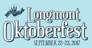 Left Hand Brewing's Longmont Oktoberfest marquee magazine