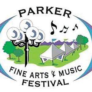 Parker Fine Arts & Music Fest marquee magazine